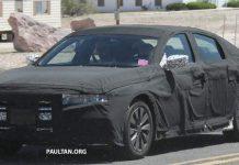 Next Generation Honda Accord Spied Testing