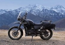 Royal Enfield Himalayan Recall