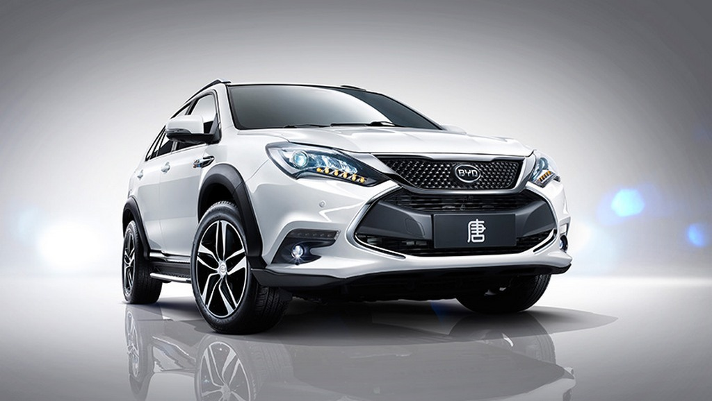 Samsung Buys Stakes in BYD