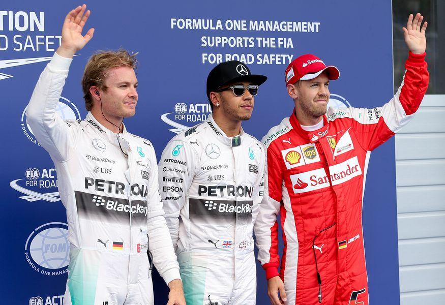 Sebastian Vettel Ferrari 1