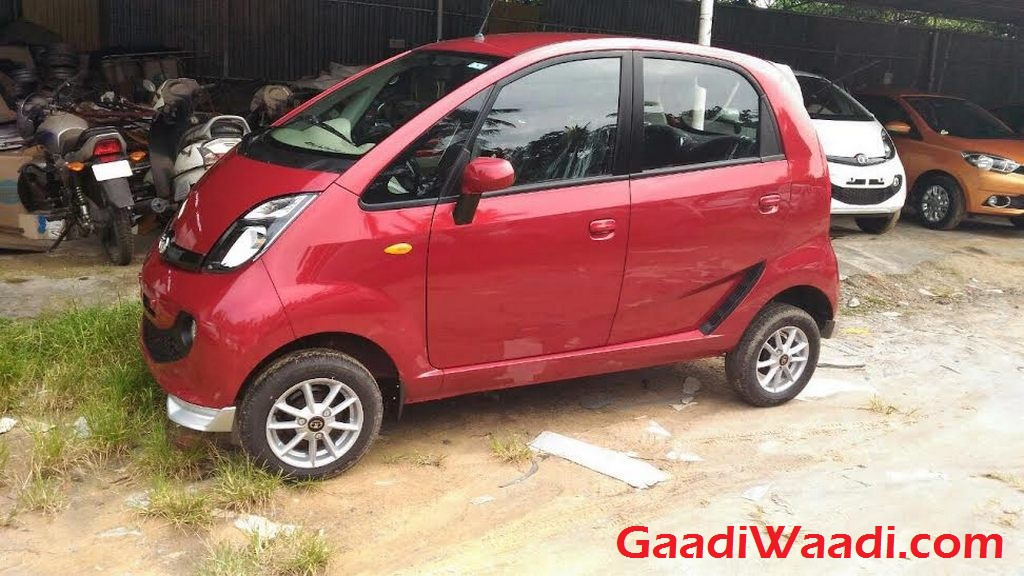 Tata Nano Twist Limited Edition 1