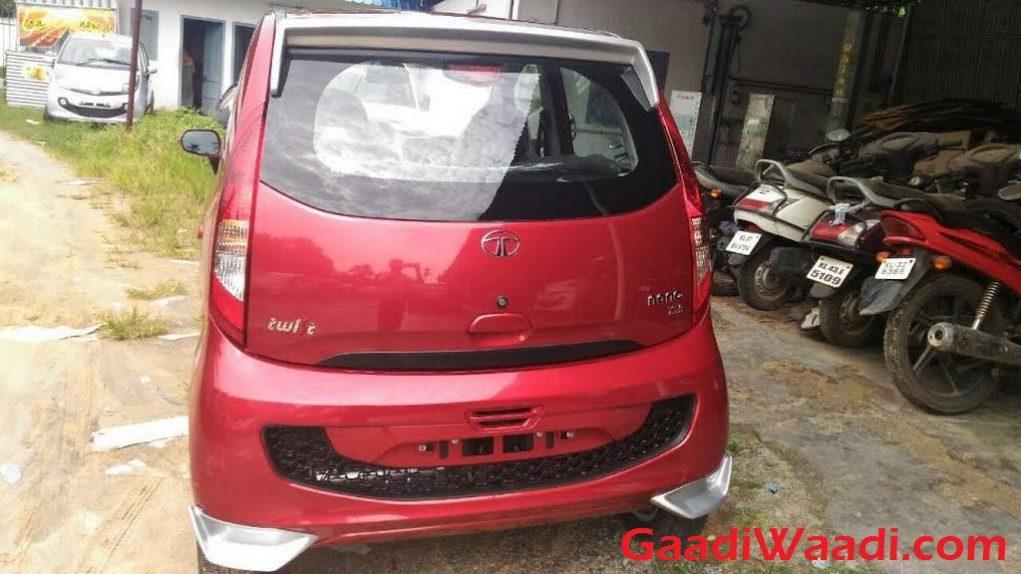 Tata Nano Twist Limited Edition 2