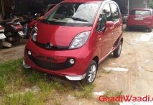 Tata Nano Twist Limited Edition