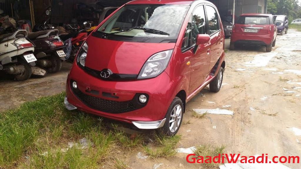 Tata Nano Twist Limited Edition