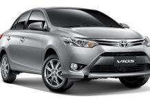 Toyota Vios Facelift India