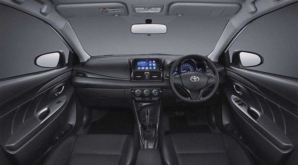 Toyota Vios Facelift India Interior Gaadiwaadi Com