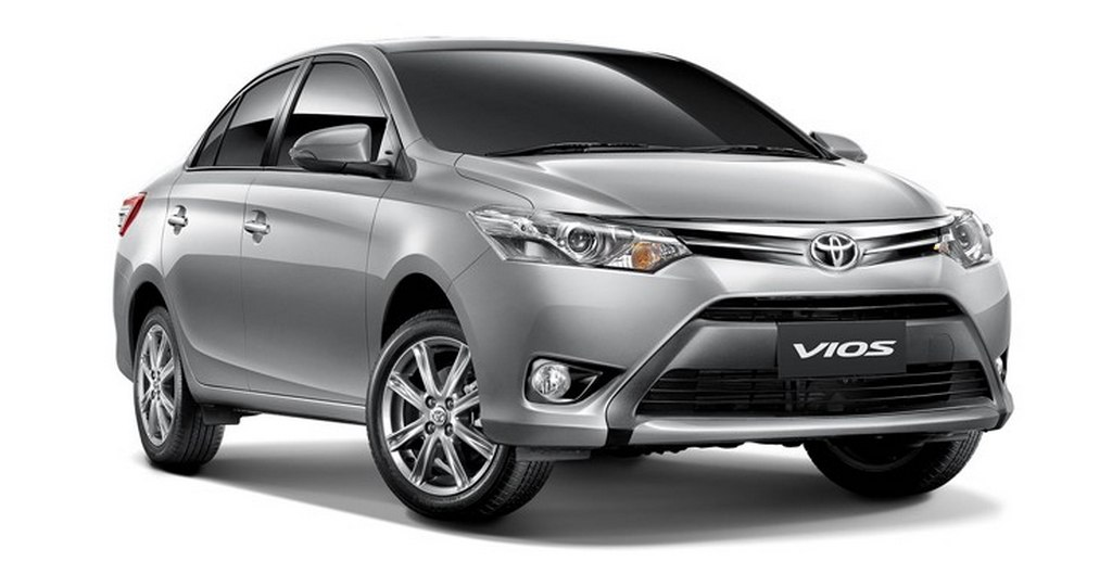 Toyota Vios Facelift India