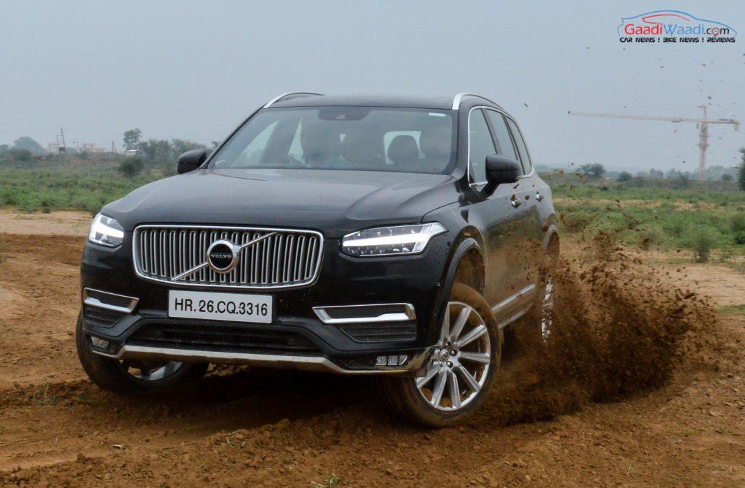 Volvo Xc90 India Review-104