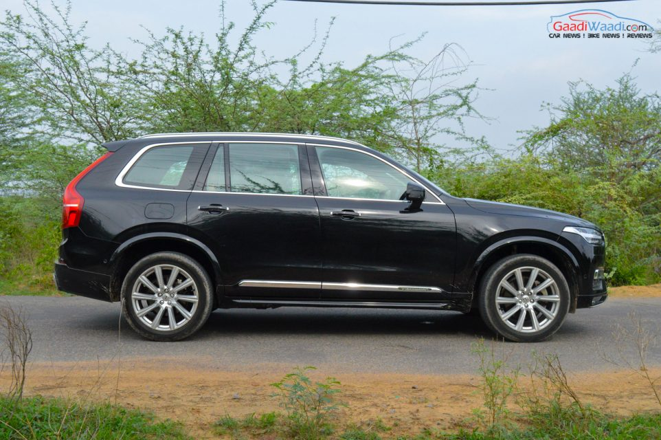 Volvo Xc90 India Review-4
