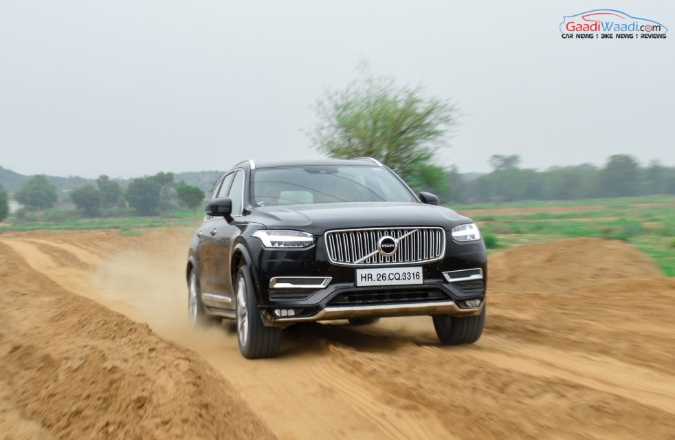 Volvo Xc90 India Review-89