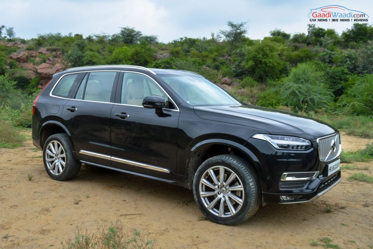 Volvo XC90 T8 Plug-in Hybrid Excellence Launching on 14th September in India