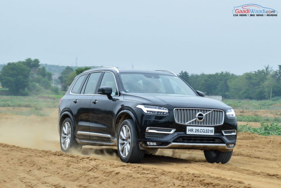 volvo xc90 India Review-53 (volvo XC90 plug in hybrid local assembly)