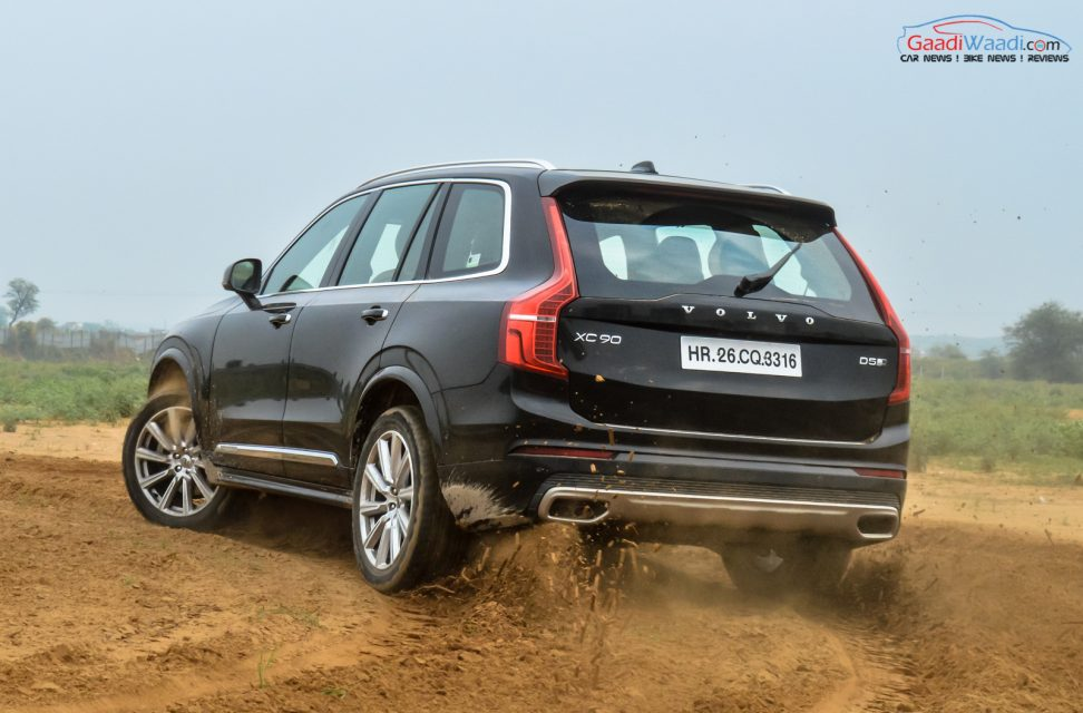 volvo xc90 India Review-69