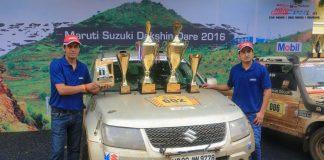 2016 Maruti suzuki Dakshin dare