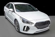 2018 Hyundai Sonata Facelift Rendered