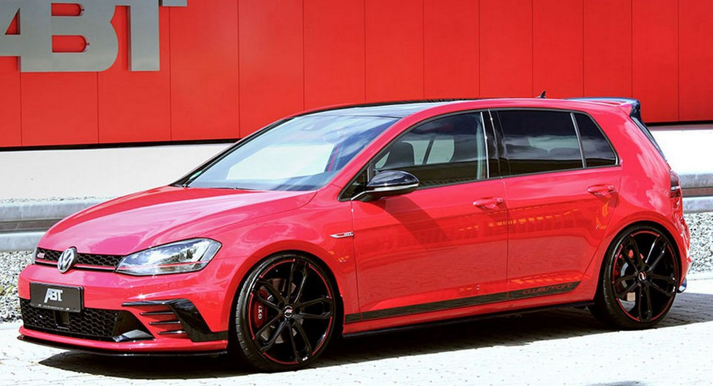335 HP VW Golf GTI Clubsport