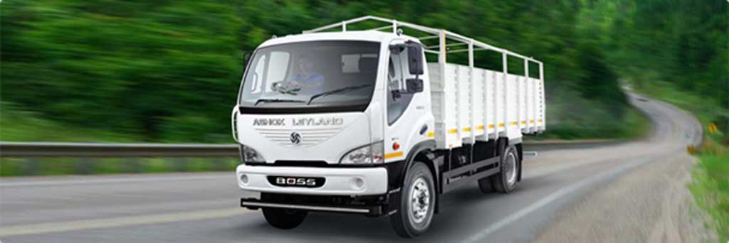 Ashok leylands new lcv projects will see rs 400 crore investment ashok leyland bossg mozeypictures Image collections