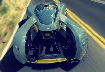 Aston Martin DBV Concept