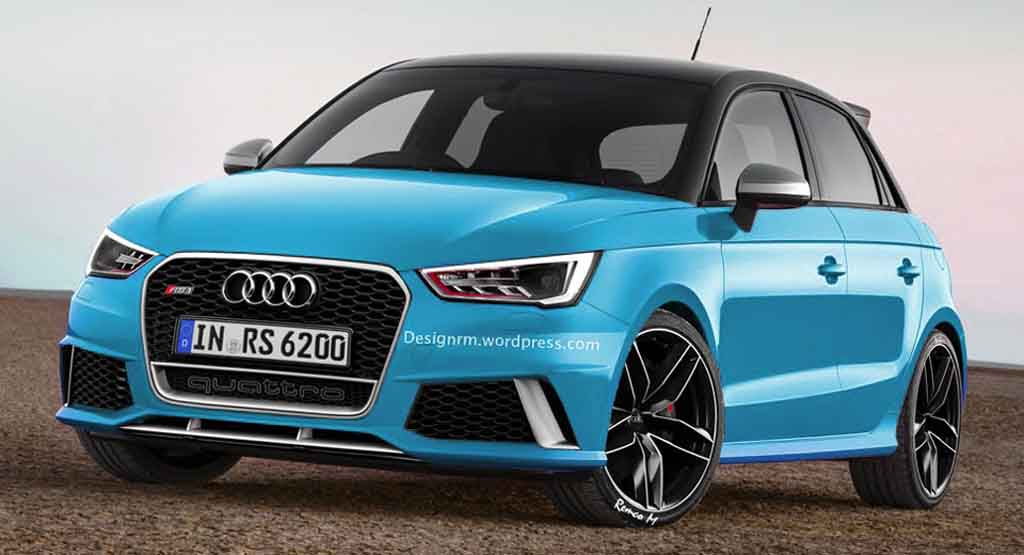 Audi Rs1 Hot Hatchback May Debut At 2017 Geneva Motor Show