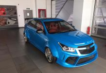 This Customized Chevrolet Cruze Is Every Big Boy S Dream Toy