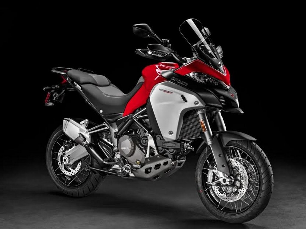 Ducati Multistrada Enduro launched in India 1