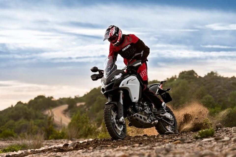 Ducati Multistrada Enduro launched in India 3