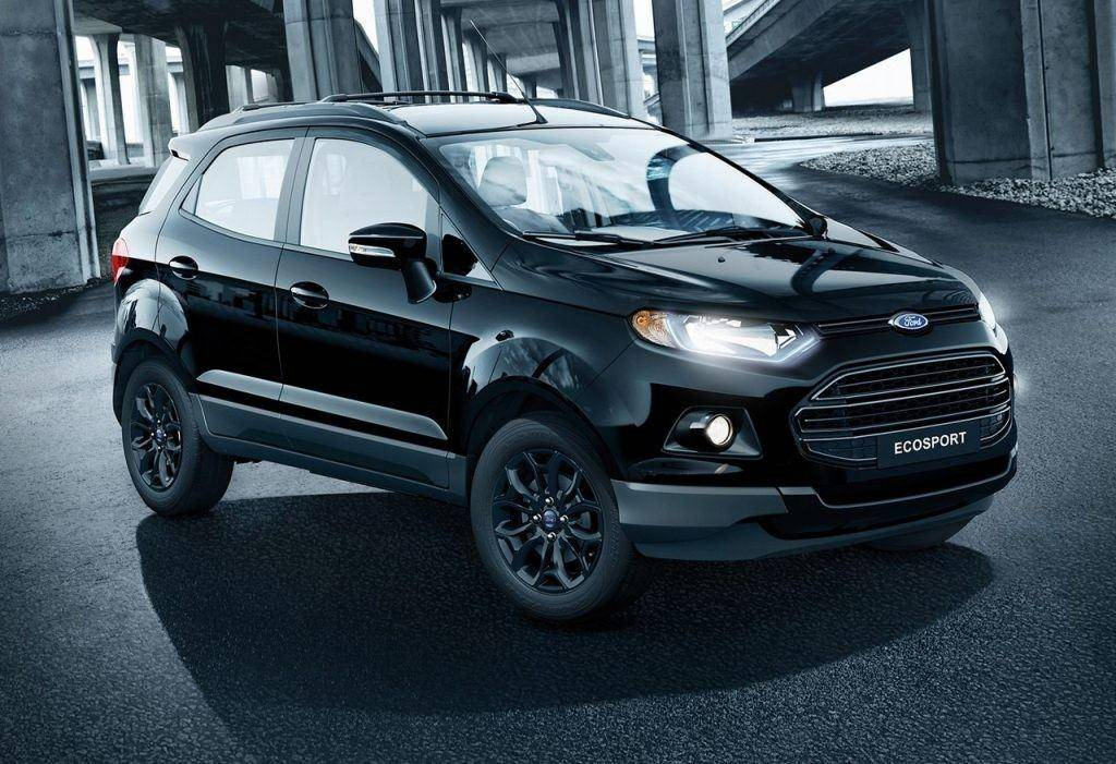 Diamond Auto Sales >> Ford EcoSport Shadow Edition Launched in Australia ...