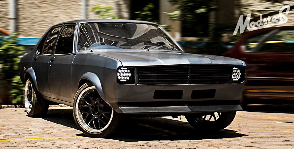 This Modified Hm Contessa Looks Like Poor Man S Dodge