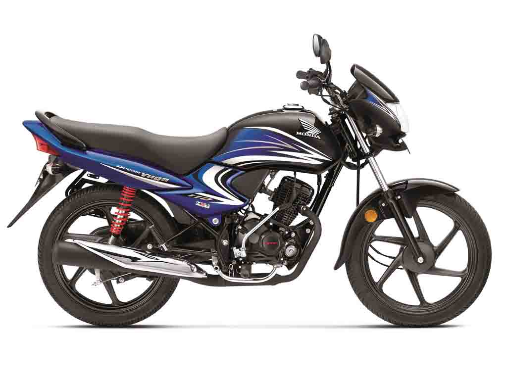 Honda Introduced All New Black With Athletic Blue