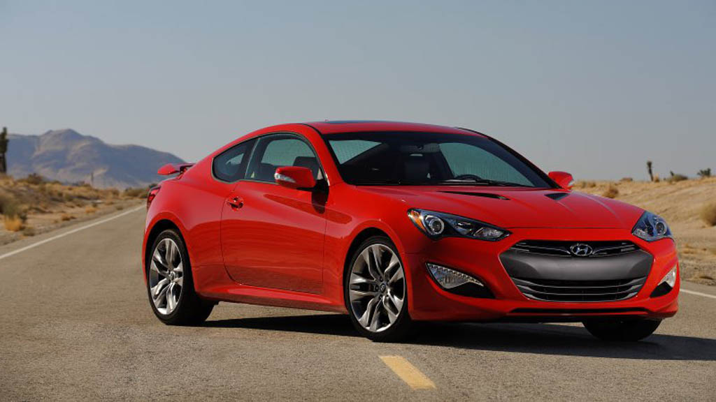 hyundai dumping genesis coupe to replace with new model latest car news. Black Bedroom Furniture Sets. Home Design Ideas