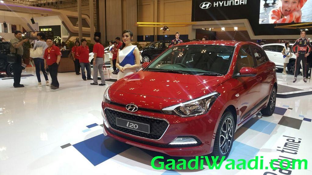 India-Made Hyundai Elite i20 AT 1