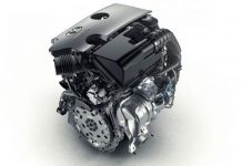 Infiniti Variable Compression Engine VC-T