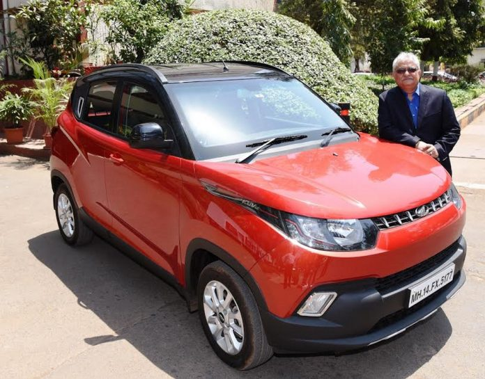 Mahindra KUV100 Achieves 50,000 Sales Milestone in Just 15 Months