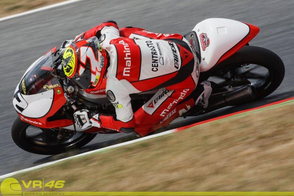 Mahindra Racing sweeps double win at the CIV Italian Racing Championship 1