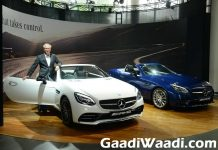 Mercedes-AMG SLC 43 Launched in India 1