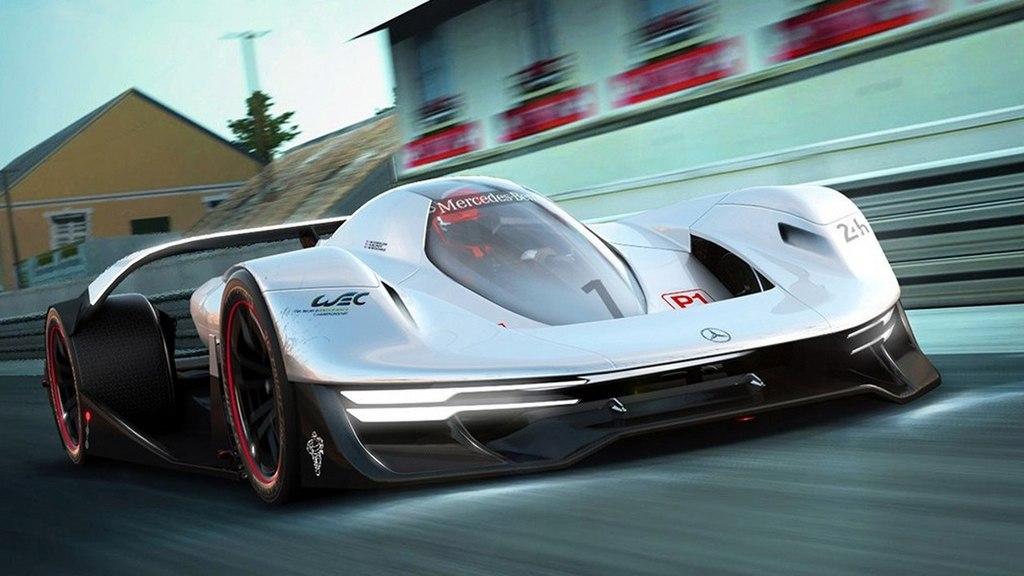 Mercedes-Benz DTW Concept 1
