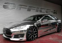 Modified Tesla Model S 3