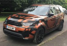 New Generating Land Rover Sport
