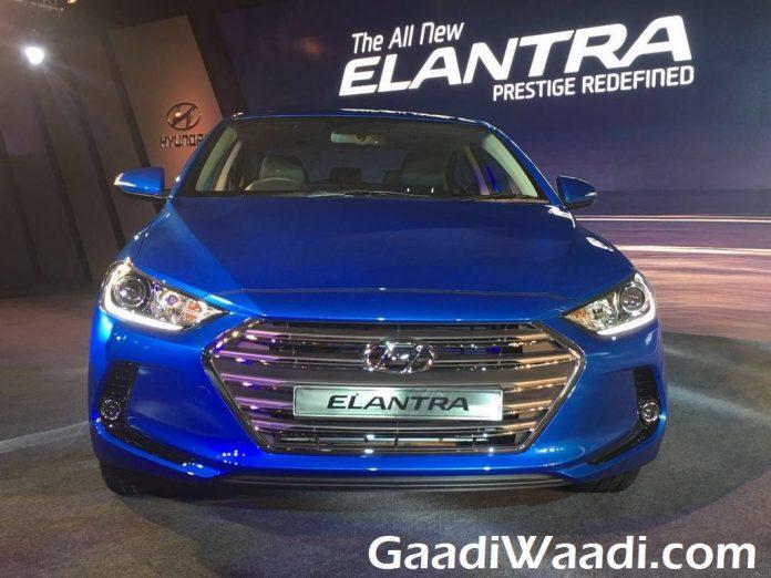 New Hyundai Elantra launched in India (11)