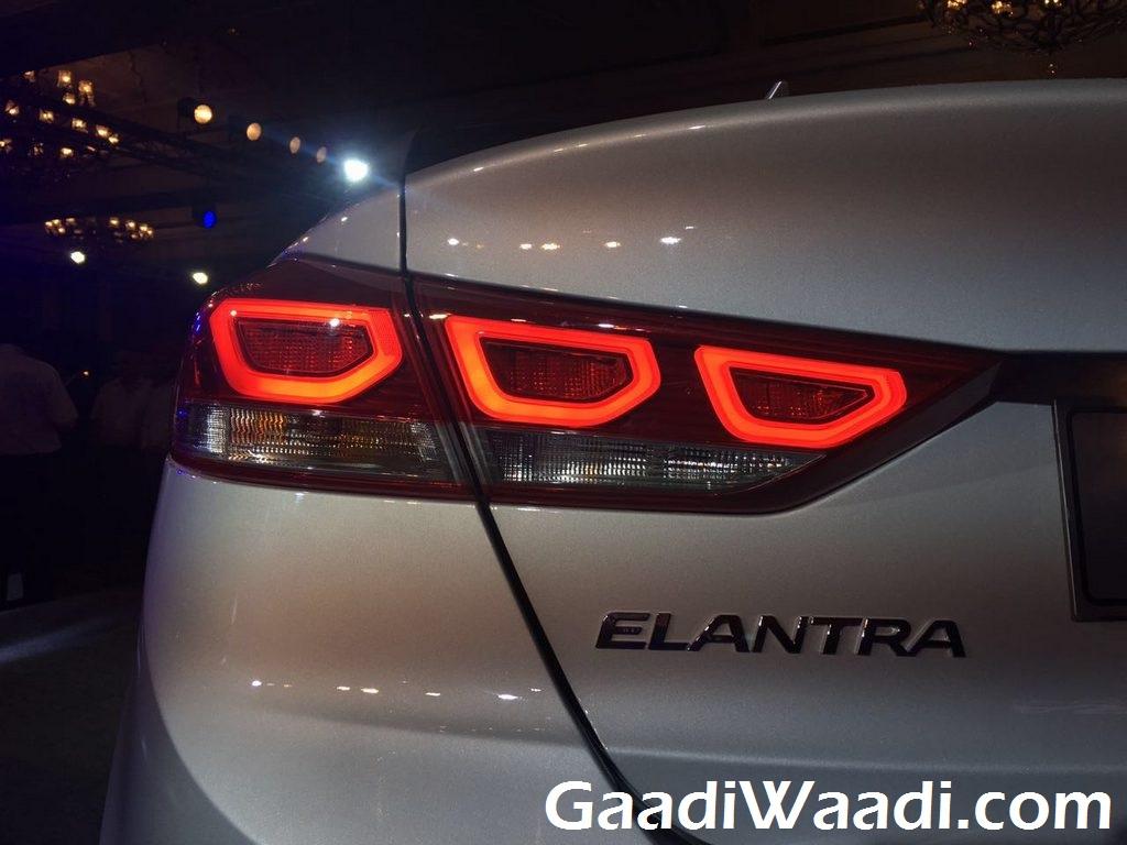 2016 Hyundai Elantra Launched In India Price Specs