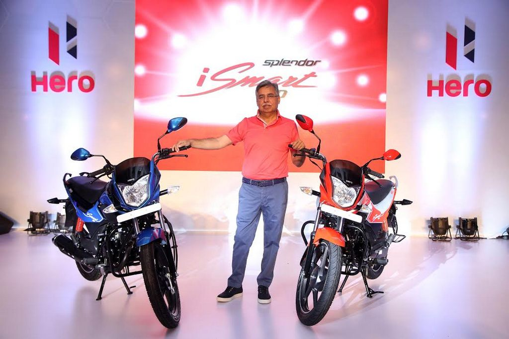 Pawan Munjal, Chairman, MD & CEO, Hero MotoCorp Ltd