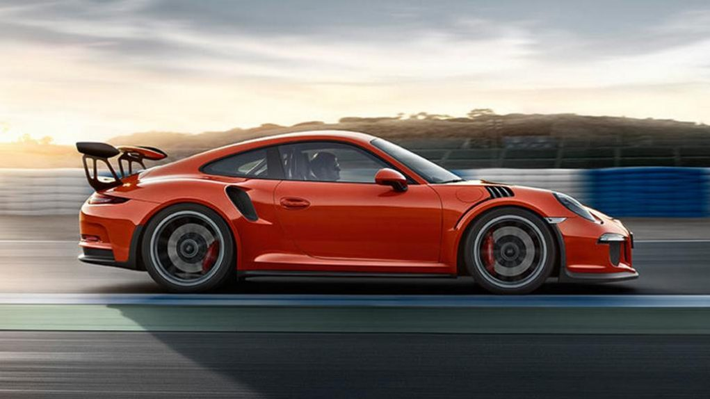 Porsche 911 Gt3 Rs Revealed In India