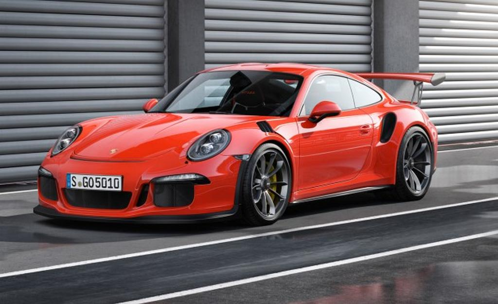 Porsche 911 GT3 RS India