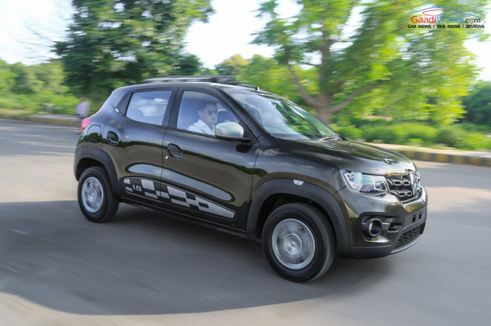 Renault Kwid 1.0L (1000cc) Review-10