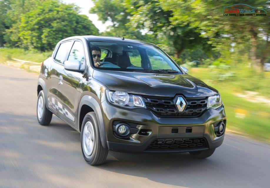 Renault Kwid 1.0L (1000cc) Review-11