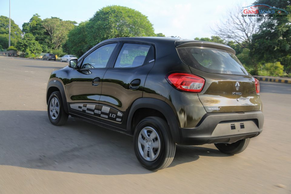 Renault Kwid 1.0L (1000cc) Review-12