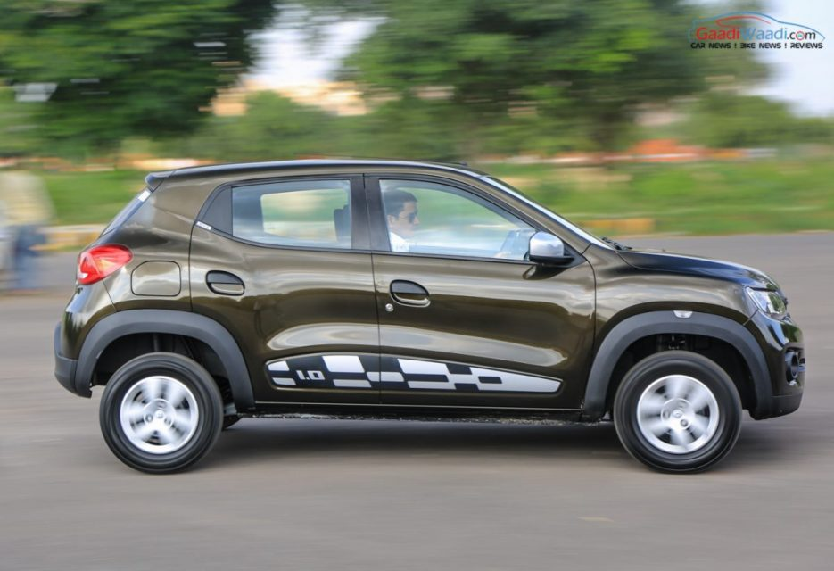 Renault Kwid 1.0L (1000cc) Review-2