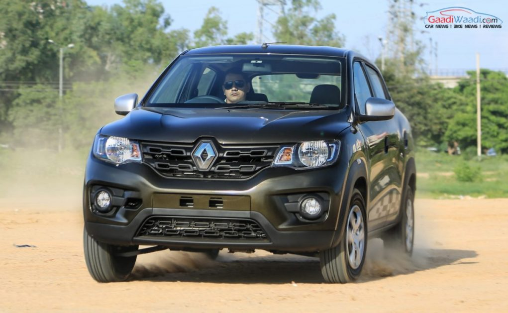 Renault Kwid 1.0L (1000cc) Review-20