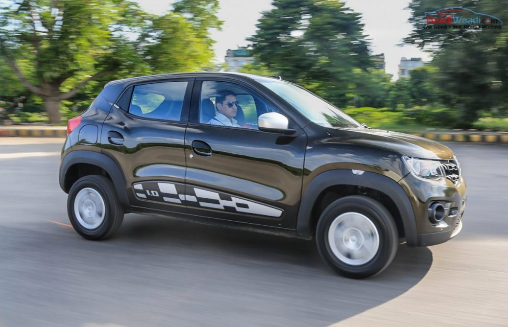Renault Kwid 1.0L (1000cc) Review-23