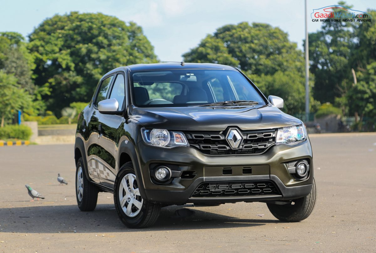 Renault Kwid Sales Crosses 10 000 Mark For First Time